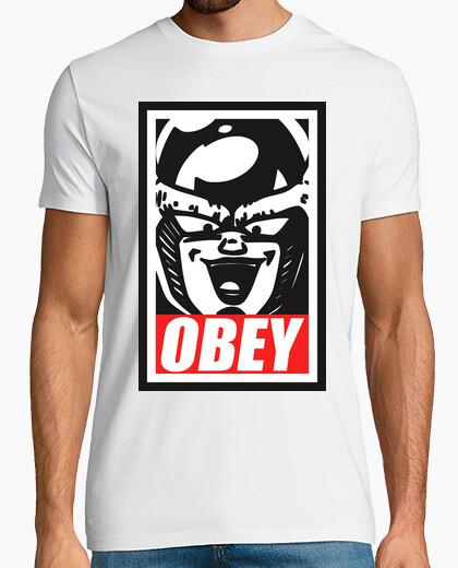 Freezer obey t-shirt