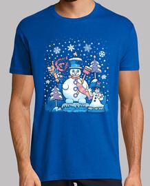 Freezy Winterland Mens Shirt