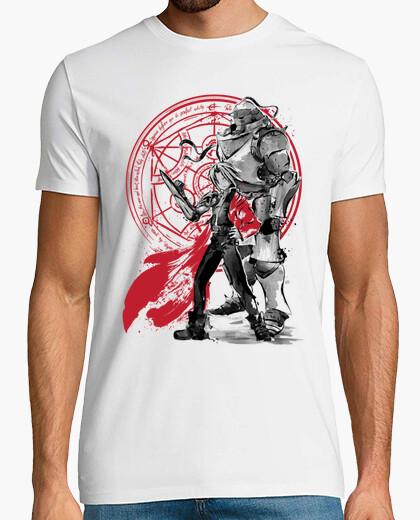 Tee-shirt frères alchimistes