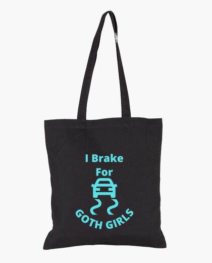 Bolsa Freno por chicas góticas