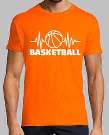 fréquence de basketball