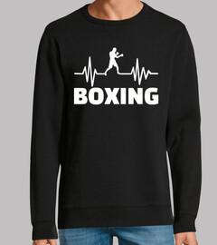fréquence de boxe