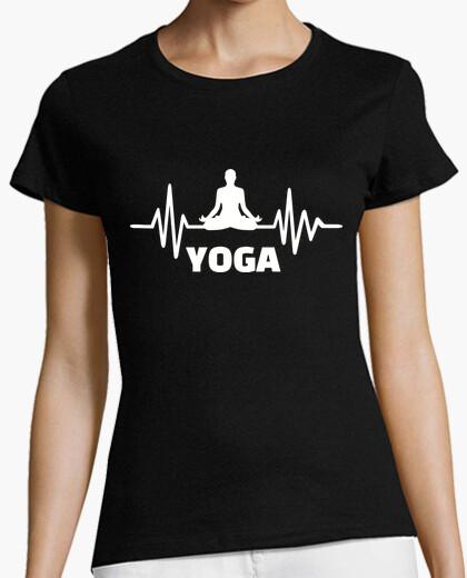 Tee-shirt fréquence de yoga
