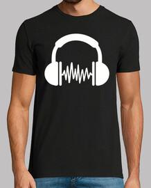 fréquence des écouteurs