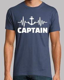 fréquence du capitaine