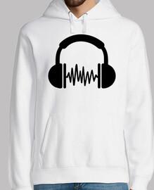 frequenza cuffie dj