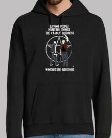 frères winchester (garçons et filles) Sweat-shirts