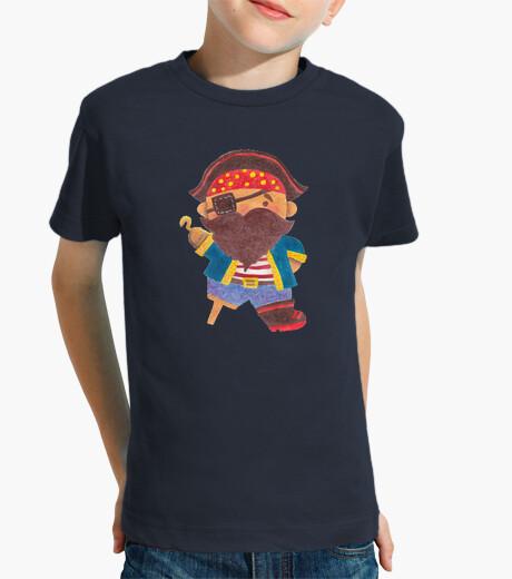 Ropa infantil fresco pirata
