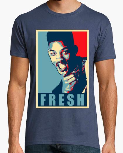 Fresh president t-shirt