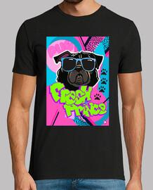 Fresh Pug Black