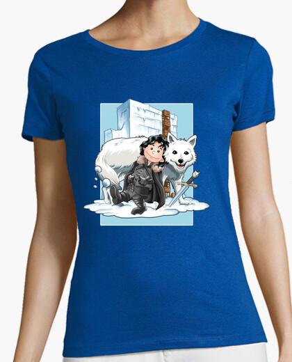 T-Shirt freunde auf eis