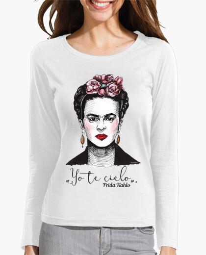 Camiseta Frida - Yo te cielo