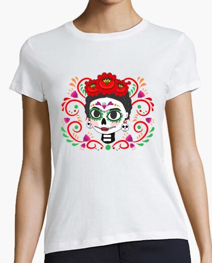 T-shirt frida catrina