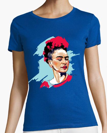 T-shirt frida colorata