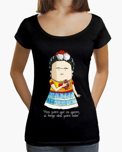 Camiseta Frida K by Calvichi's (WEB)