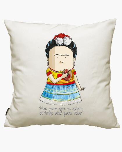 Funda cojín Frida K by Calvichi's (WEB)