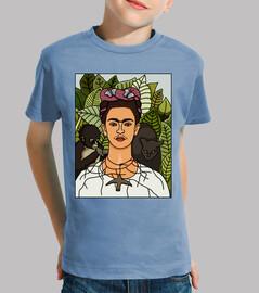 Frida Kahlo - MorganaArt
