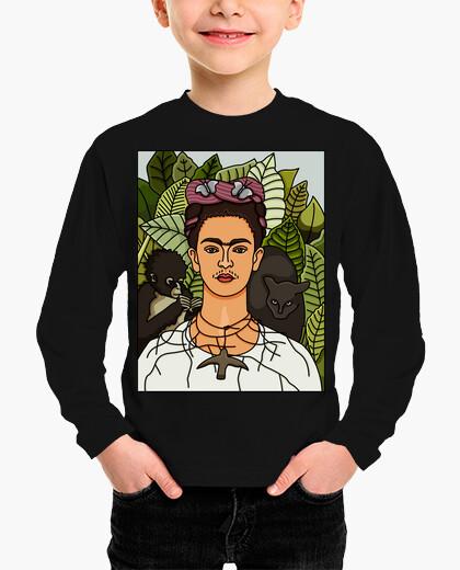 Ropa infantil Frida Kahlo - MorganaArt