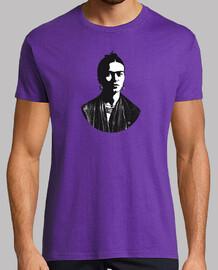 Frida Kahlo camiseta hombre