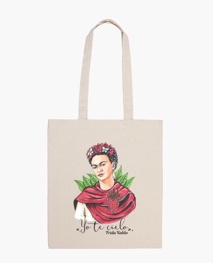Frida kahlo i'll get you bag