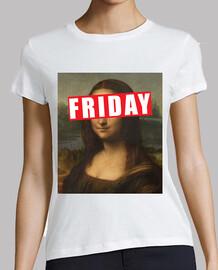 Friday Mona Lisa