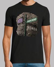 Friends: Calle Yemen, 15, Yemen (camisetas chico y chica)