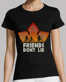 friends do not lie