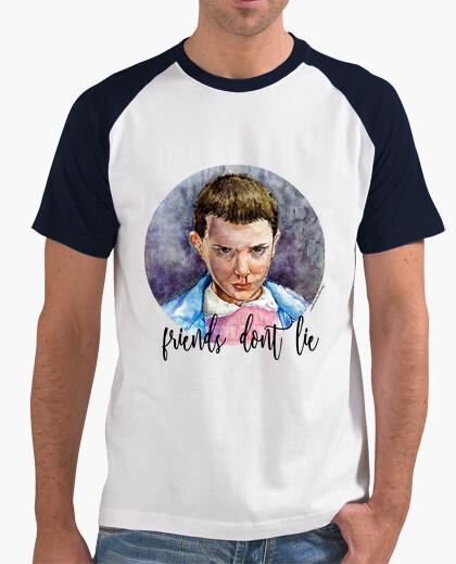 Camiseta friends dont lie