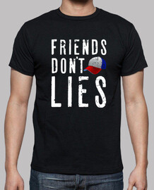Friends Don't Lies - Stranger Things