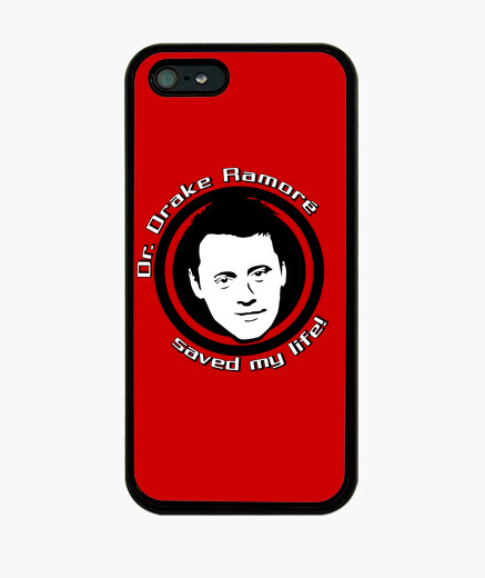 Friends: drake ramor iphone cases