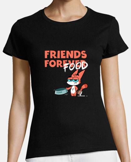 Friends for Food Woman