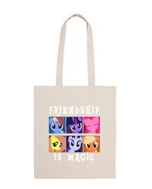 Friendship is Magic (Bolso)