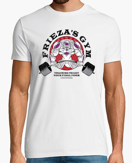 Camiseta Frieza's Gym