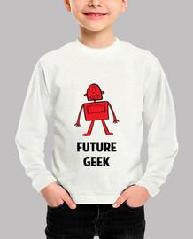 friki futuro - robot