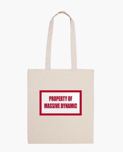 Fringe # 3 bag