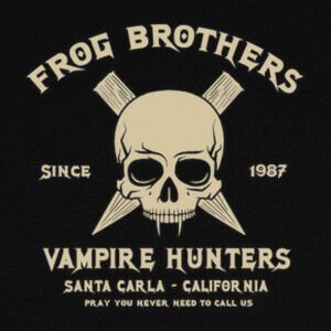 T-shirt Frog Brothers