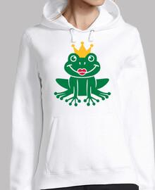 Frog crown