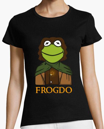 Camiseta Frogdo