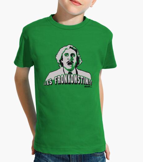 Ropa infantil Fronkonstin (El jovencito Frankenstein)