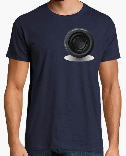 Camiseta Front Lens Camera
