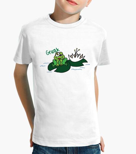 Kinderbekleidung frosch