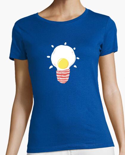T-Shirt Frühstück ist eine gute Idee