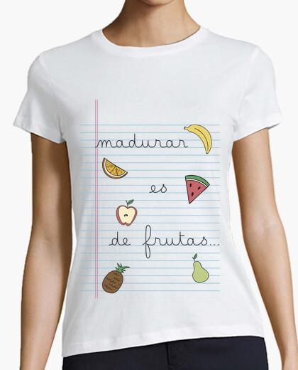 Tee-shirt fruit mûr est