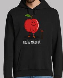 fruits mûrs noirs