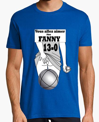Camiseta fs petanca fanny