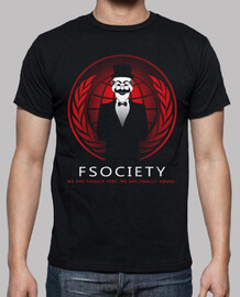 FSociety - Mr Robot