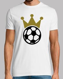 fußball könig krone