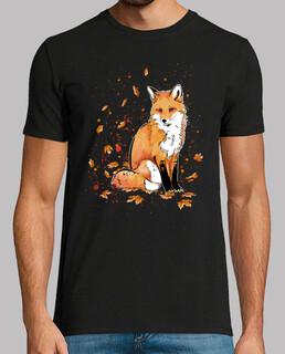 Fuchs in der Nacht