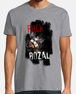 Fuck Bozal, camiseta antiplandemia