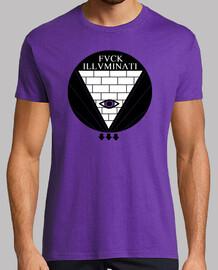 Fuck Illuminati Purple